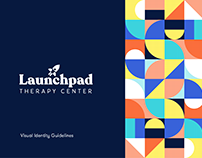 Launchpad Visual Identity