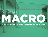 Macro Museum // Re-design