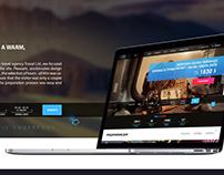 TravelLIst - Travel WebSite