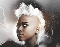 X-Men: Apocalypse - Storm Poster