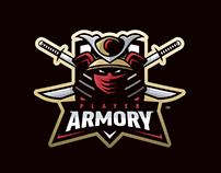 Player Armory - Mascot Logo