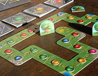 W Krainie Świetlików / boardgame