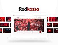 Redkassa   Redesign Concept