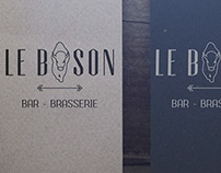 "Bar-Brasserie ""Le Bison"""