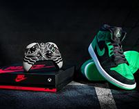 Jordan Brand + Xbox