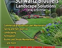 Schwartz Brothers Flyer