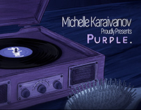 PURPLE: Title Card