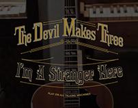 The Devil Makes Three - I'm A Stranger Here - Teaser