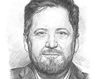 Portraits Bleistift