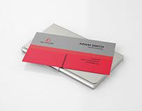 BUSINESS CARD MOCK UP DESIGN