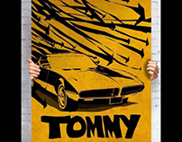 Tommy film poster