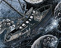 G-Man and the Kraken