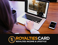Royalties Lifestyle Card Newsletter