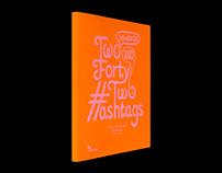 242 Hashtags Patrik Mollwing: Drawings