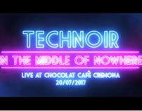 LIVE CONTAINER / Technoir