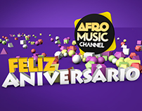 Happy Birthday Afro Music Channel