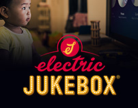 Electric Jukebox - TV Interface Design