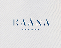 KAÁNA. Beach Retreat.