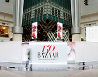 Harper's BAZAAR 150 years BAZZAR 150週年展