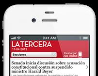 Latercera - Iphone