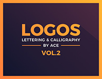 Lettering Collection Vol. II