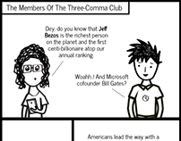 The Members of the three Comma_Club