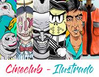 CINECLUB - ILUSTRADO