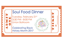 Soul Food Dinner Tickets
