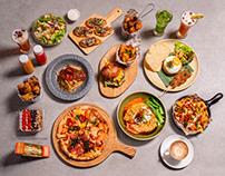 Food Light Box design
