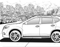 Car Gurus Storyboards