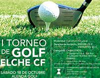 Torneo de Golf Elche C.F.