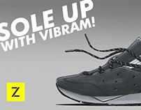 Sole up with vibram! by ROOY (2016)