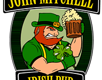 JOHN MITCHELL - IRISH PUB