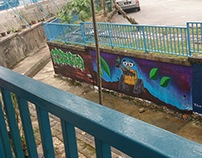 Mural at SMK Setiawangsa