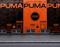 PUMA— Retro Ad