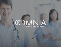 New Omnia - UI/UX Website