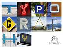 CITROËN C3 Typography