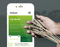 Østdansk Landboforening website