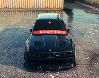 FULL CARBON PANDEME30 M3 'FROM NFS HEAT...