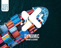 dynamic logo brand