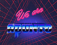 We are apunto