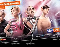 Sky - New Communication Format