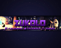 Zukolo Twitch Streamer Channel Art