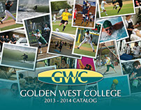 Golden West College Catalog 2013-2014 - Graphic Design