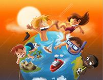 Children's Illustrations - Gallery