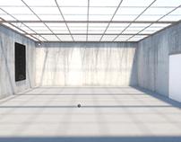 Abandoned VR Gallery for Design & Street Art