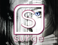 Surge Zine: Concept for Social & Tech Trends Zine