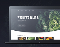 UI Fruitables