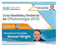 Curso Novedades y Tendencias en Oftalmología 2016