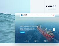Naklet Web Design